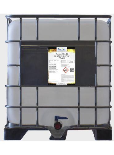 pěnidlo víceúčelové Fomtec MB5 - 2-6% (0°C) IBC kontejner 1000 Litrů