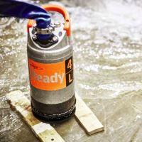 čerpadlo kalové ponorné READY 4L s plovákem