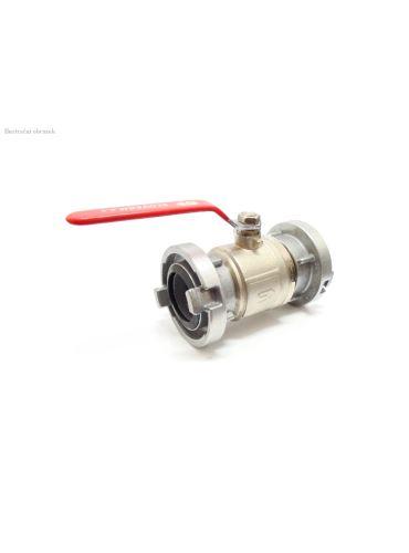 kohout - ventil kulový C52 se spojkami