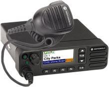 radiostanice vozidlová digitální MOTOROLA DM4600E  VHF