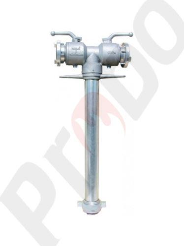 hydrantový nástavec kulový