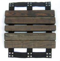 můstek přejezdový dřevěný TH