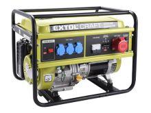 elektrocentrála třífázová EXTOL CRAFT 13HP/5,5kW (400V) 3x1,8kW (230V)