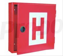 hydrantová skříň D25 bez vybavení, 460×460×110mm