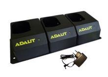 nabíječka 220V pro 3 svítilny ADALIT L2000/3000 a L-3000 Power