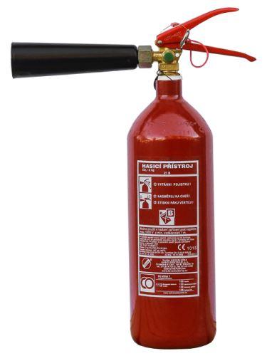 hasicí přístroj sněhový 2 kg