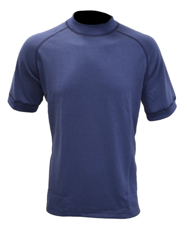 tričko pánské KR CleverTex ROLAND nehořlavé bfc0fbe810