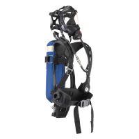 dýchací přístroj DRAEGER PSS 4000 set - maska 7730 s náhl.křížem, lahev ocel 6L/300bar