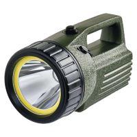 svítilna ruční nabíjecí 3W COB LED + 10W LED
