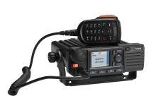 radiostanice vozidlová HYT MD785 VHF s klávesnicovým mikrofonem