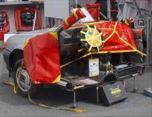 zachytávač airbagů OCTOPUS - sada 3ks