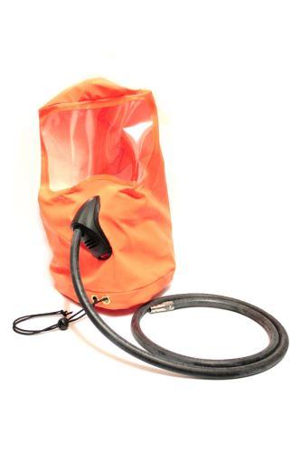 kukla - maska Draeger - vyváděcí Rescue hood PSS