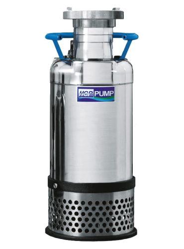 čerpadlo kalové ponorné HCP 80ICB 22,2 bez plováku, 400V