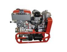 přenosná motorová stříkačka PS12 s motorem TAZ 1500 - repase