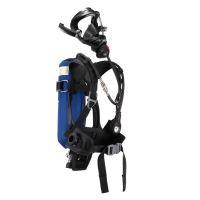 dýchací přístroj DRAEGER PSS 3000 set - maska 7730 s kandahárem, lahev carbon 6,8L/300bar