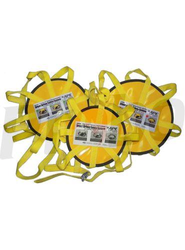 sada zachytávačů airbagů 3ks