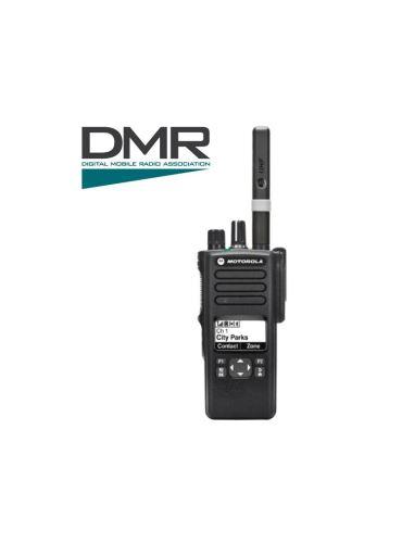 radiostanice přenosná digitální MOTOROLA DP4600E VHF