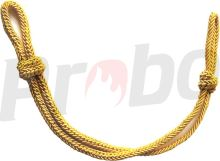 podbradník dvojitý zlatý - zdobení