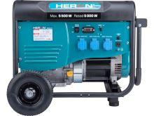 elektrocentrála HERON 5,5kW/13HP, pro svařování