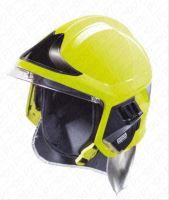 přilba GALLET F1 XF se zátylníkem, fluorescenční - standard, vel. M
