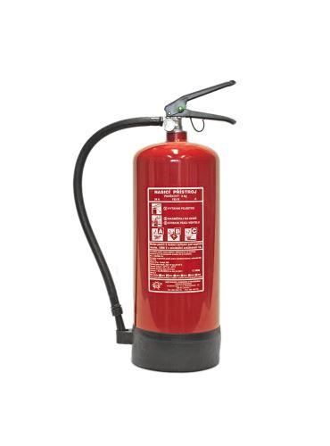 hasicí přístroj práškový - 6 kg se zvýšenou účinností A34
