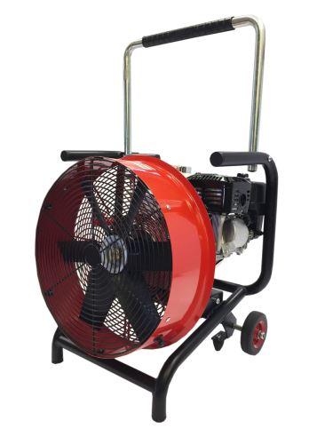 ventilátor PH VP 450 - GP 200 s mlžícím zařízením