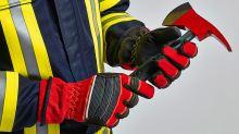 rukavice rescue II Rosenbauer