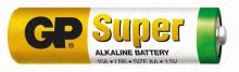 baterie GP super alkaline AA LR 6 1,5V