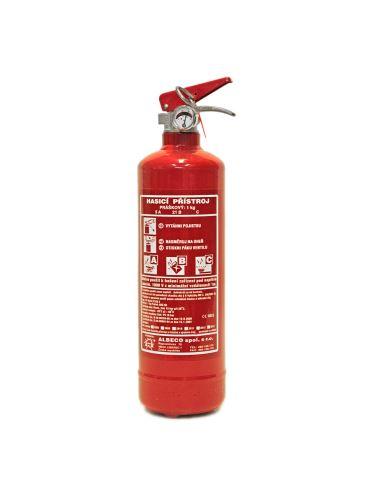 hasicí přístroj práškový - 1kg