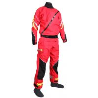 suchý oblek RESCUE SAFETY DRYSUIT s poklopcem