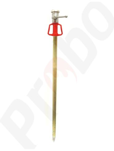 proudnice injektážní - hasící kopí