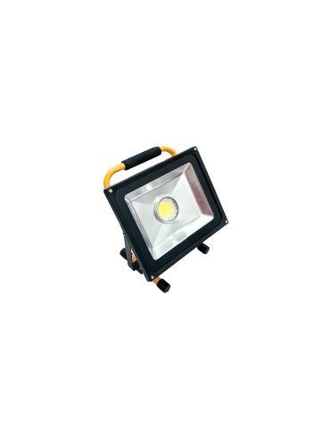 světlo - reflektor LED A50W-3, nabíjecí