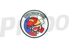 znak vyšívaný Rescue Czech team