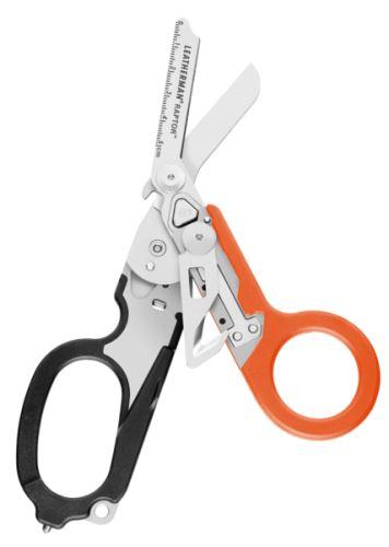 nůžky multifunkční záchranářské Leatherman Raptor Orange/Black