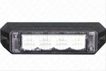 světlo zábleskové přídavné LTF 2-LED4 12/24V modré ECE R10