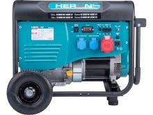 elektrocentrála třífázová HERON 15HP/6,8kW (400V), 5,5kW (230V)