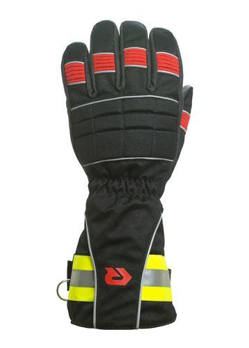 rukavice zásahové Rosenbauer SAFE GRIP 3 s manžetou