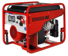 elektrocentrála třífázová Endress ESE 606 DH3-GT Duplex IP54