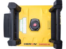 elektrocentrála digitální invertorová HERON 5,4HP/3,2kW, elektrický start