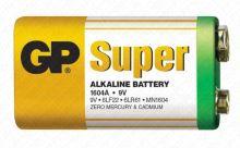 baterie GP super alkaline 9 V
