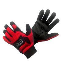 rukavice pracovní kombinované zesílené