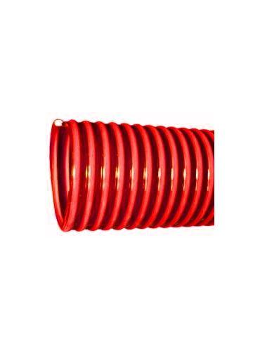savice - savicový materiál 2,4m 105 mm červený