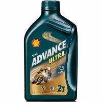 olej pro 2-taktní motory Shell Advance Ultra 2