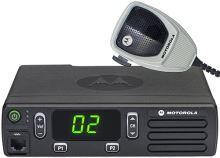 radiostanice vozidlová digitální MOTOROLA DM1400 VHF
