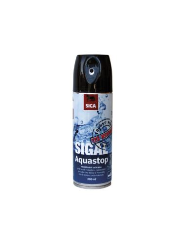 spray na obuv SIGAL AQUASTOP, 200 ml