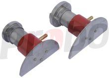 deflektor - štít vodní B75