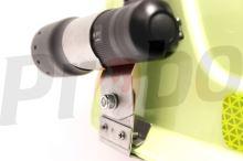 držák svítilny  LEDLENSER P7 na přilbu KALISZ sklopný