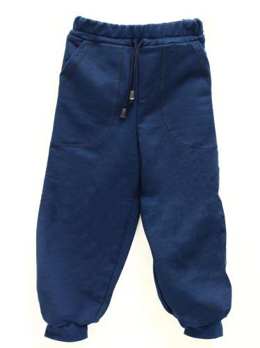 teplákové kalhoty 86-128