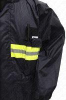 pláštěnka hasičská FIREMAN s nápisem HASIČI s kapsou pro radiostanice