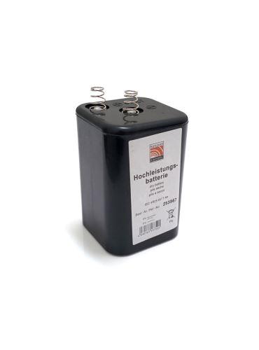 baterie 6V/7Ah pro EKO-světlo LED